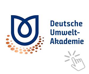 Klickhand der Deutschen Umweltakademie