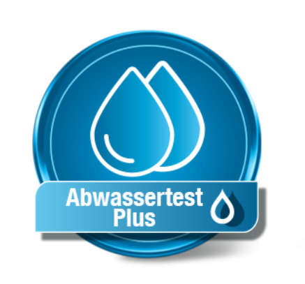 Abwasseranalyse Plus (6 in 1)