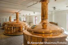 Abwasser in der Brauerei